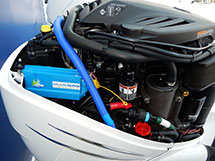 Blue Gas Marine Inc.: Natural Gas Hybrid-Fuel System