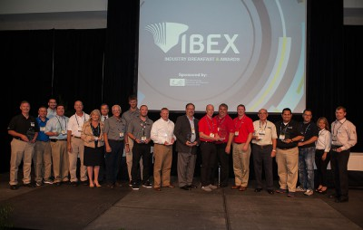IBEX 2015 Innovation Award Winners