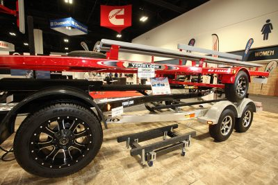 Boat Trailers at IBEX