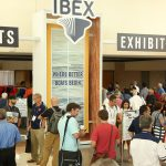 Opening day at IBEX