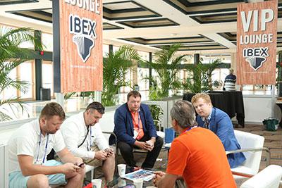 IBEX lounge