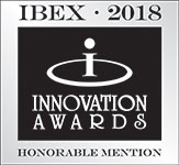 IBEX Innovation Awards Honorable Mention
