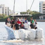 Emerging Marine Leaders boatride