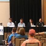 Emerging Marine Leaders panel