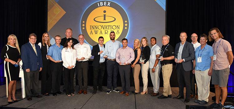 2019 Innovation Award winners