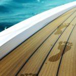Teakdecking Systems, LIGNIA Yacht Teak Alternative