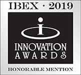2019 IBEX Innovation Awards Honorable Mention