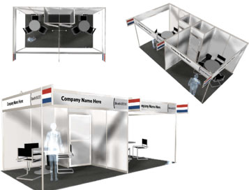 Country Pavilion at IBEX 2020