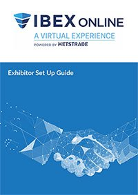 Exhibitor Set Up Guide - See the options available in your online booth
