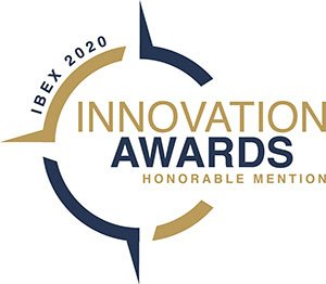 2020 IBEX Innovation Awards Honorable Mention