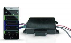 VersiControl RGB(W) Controller with Simrad Integration