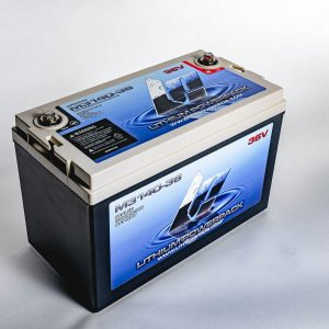 36V Lithium Powerpack with NMEA2000